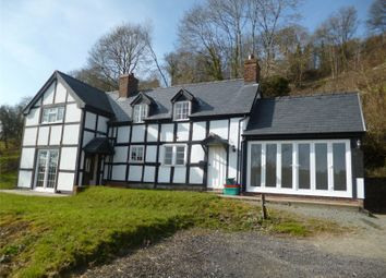 Thumbnail 3 bed detached house to rent in Church House, Fron, Garthmyl, Montgomery, Powys