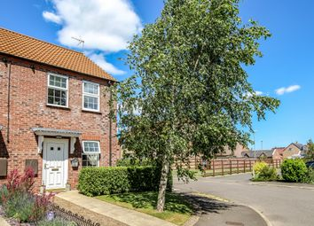 Thumbnail 2 bed end terrace house for sale in Ambassador Walk, Spalding, Lincolnshire