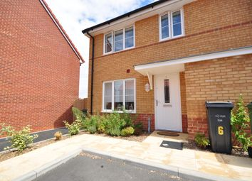 Thumbnail 2 bed terraced house to rent in Cromwell Avenue, East Cowes
