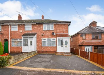 3 bed semi-detached house for sale in Wash Lane, Birmingham B25