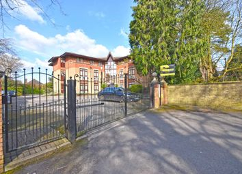 Thumbnail 2 bed flat for sale in Moseley Court, Moseley Road, Cheadle Hulme
