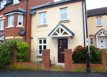 Thumbnail 3 bed property to rent in Burge Crescent, Cotford St. Luke, Taunton