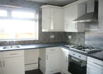 Thumbnail 2 bedroom flat for sale in Cornwall Road, Shireoaks, Worksop