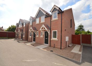 Thumbnail 2 bed semi-detached house to rent in Mill Lane, North Hykeham, Lincoln