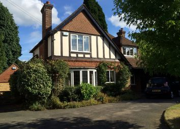 Thumbnail 3 bed detached house for sale in Weald Road, Sevenoaks