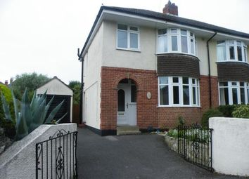 Thumbnail 3 bed semi-detached house for sale in Khartoum Road, Weymouth