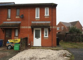 Thumbnail 1 bedroom end terrace house to rent in The Brambles, Deeping St James, Peterborough, Lincolnshire