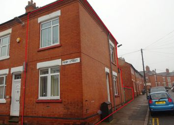 Thumbnail 4 bed terraced house for sale in Vernon Street, Off Tudor Road, Leicester