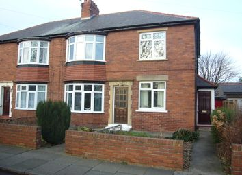 Thumbnail 2 bed flat to rent in Springfield Grove, Whitley Bay