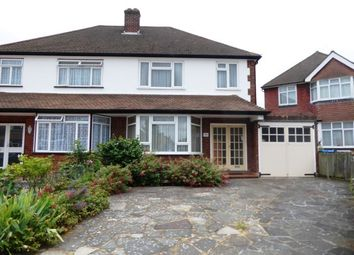 Thumbnail 3 bed semi-detached house for sale in Cumberland Drive, Chessington