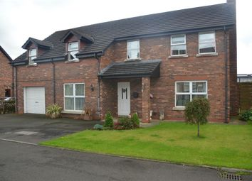 Thumbnail 5 bed detached house for sale in Hillhead Grange, Cullybackey, Ballymena, County Antrim