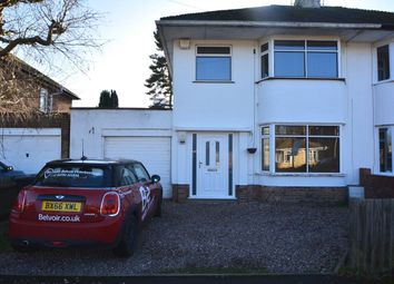 Thumbnail 3 bedroom property to rent in Mary Armyne Road, Orton Longueville, Peterborough