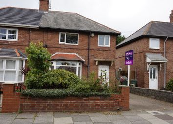 Thumbnail 2 bed semi-detached house for sale in Heaton Terrace, North Shields