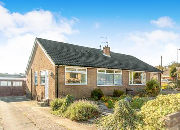Thumbnail 2 bed bungalow for sale in Markfield Crescent, Low Moor, Bradford