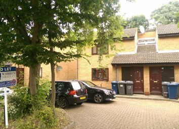 Thumbnail 1 bed maisonette to rent in Booth Road, London