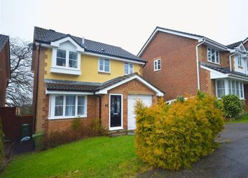 Thumbnail 4 bed detached house for sale in Buttercup Court, Ty Canol, Cwmbran