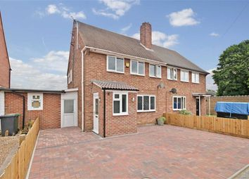 Thumbnail 3 bed semi-detached house for sale in Maitland Avenue, Cambridge