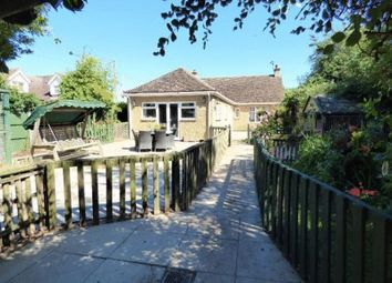Thumbnail 4 bed detached bungalow for sale in Bedford Road, Great Barford, Bedford