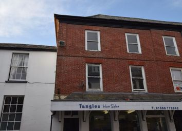 Thumbnail 1 bed flat for sale in Chings Court, Launceston