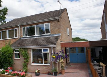 Thumbnail 3 bed semi-detached house for sale in Furlongs Close, Cleobury Mortimer