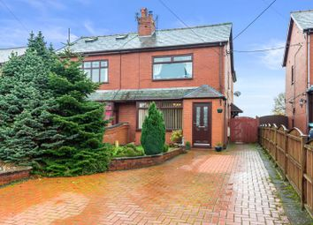 Thumbnail 3 bed semi-detached house for sale in Town Lane, Charnock Richard, Chorley