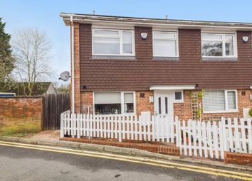 Thumbnail 3 bed end terrace house to rent in Parkside, Halstead, Sevenoaks