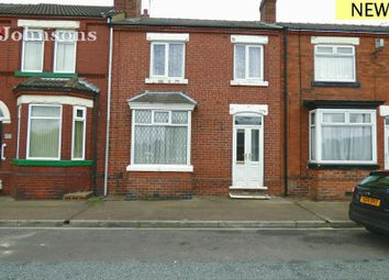 Thumbnail 3 bed terraced house for sale in Shadyside, Hexthorpe, Doncaster.