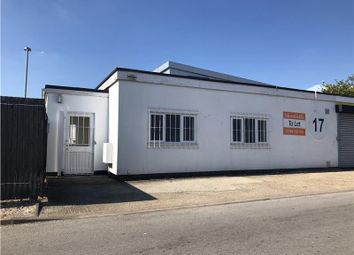 Thumbnail Office to let in Burrell Way Trade Park, Thetford, Norfolk, 3Rw