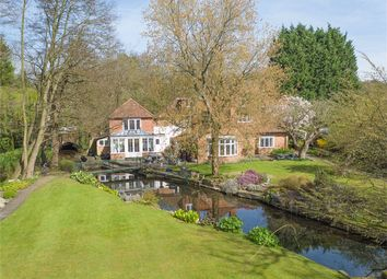 Thumbnail 5 bedroom cottage for sale in Digswell Bridge, Digswell Lane, Welwyn, Hertfordshire