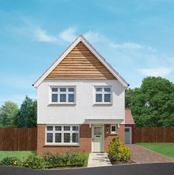 Thumbnail 3 bed detached house for sale in Lancaster Close, Hamstreet