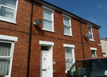 Thumbnail 3 bedroom terraced house to rent in Rosebery Road, Exmouth