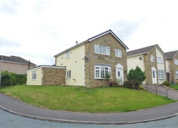Thumbnail 4 bed detached house to rent in Deep Ghyll Walk, Ripon