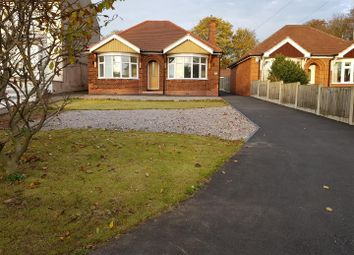 Thumbnail 2 bed detached bungalow for sale in Southwell Road West, Mansfield