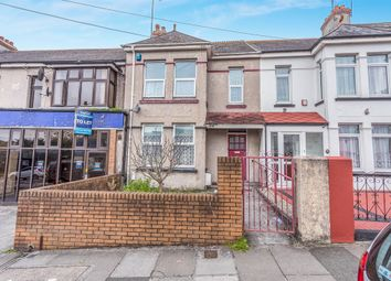 Thumbnail 3 bed terraced house for sale in Victoria Road, St. Budeaux, Plymouth