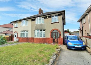 Thumbnail 3 bed semi-detached house for sale in Monks Park Avenue, Horfield, Bristol