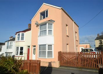 Thumbnail 4 bed end terrace house for sale in Bishops Tawton, Barnstaple, Devon