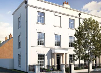 Thumbnail 5 bedroom detached house for sale in Sherford Village, Haye Road, Plymouth, Devon