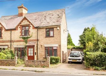Thumbnail 3 bed semi-detached house for sale in Bicester Road, Kingswood, Buckinghamshire.