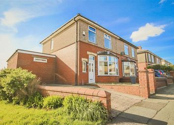 Thumbnail 3 bed semi-detached house for sale in Dill Hall Lane, Church, Lancashire