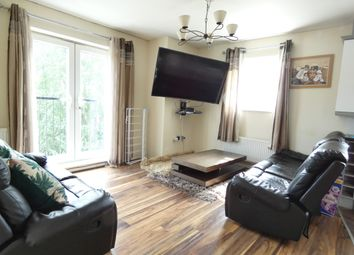 Thumbnail 2 bed flat for sale in Hawkins Close, Manchester