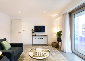 Thumbnail 3 bed flat for sale in Upper Place, 85 Upper Clapton Road, London