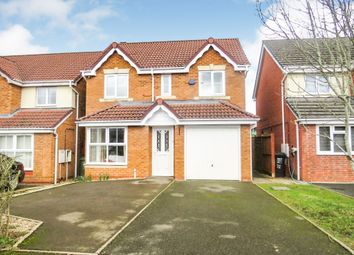 4 bed detached house for sale in Pulman Close, Batchley, Redditch B97
