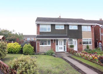 Thumbnail 3 bed semi-detached house for sale in Burrows Road, Kingswinford