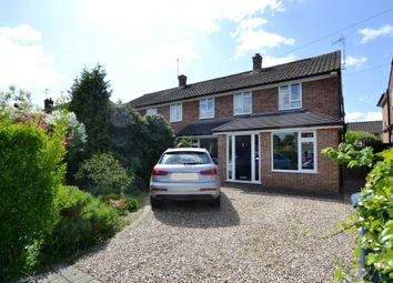 Thumbnail 3 bed semi-detached house for sale in Grimsdells Lane, Amersham