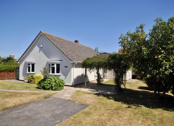 Thumbnail 3 bed bungalow for sale in Huntham Lane, Stoke St. Gregory, Taunton