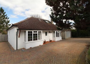 Thumbnail 4 bed detached bungalow for sale in Tuckey Grove, Ripley, Woking