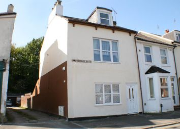Thumbnail 3 bed end terrace house for sale in Broadmead Road, Folkestone, Kent