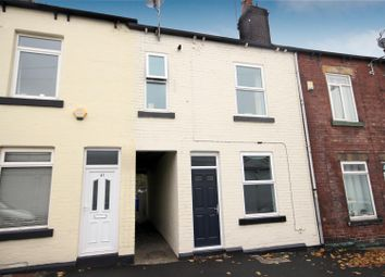 Thumbnail 3 bed terraced house for sale in Athol Road, Sheffield