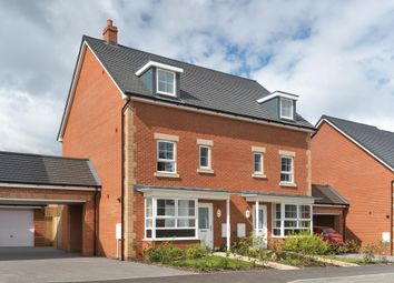"Thumbnail 4 bed semi-detached house for sale in ""Woodbridge"" at Braishfield Road, Braishfield, Romsey"