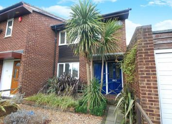 Thumbnail 3 bed terraced house for sale in Briar Close, Hampton